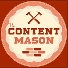 Content Mason logo
