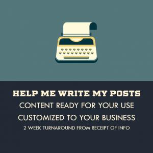 Add-On: Custom Posts