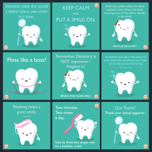 DFY Dental Quotes – Instagram – 30 Pack