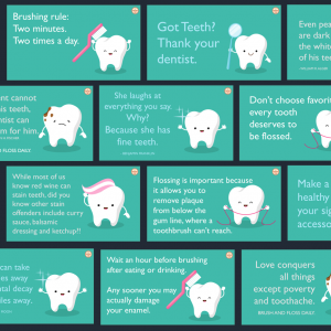 DFY Dental Quotes – Twitter – 30 Pack