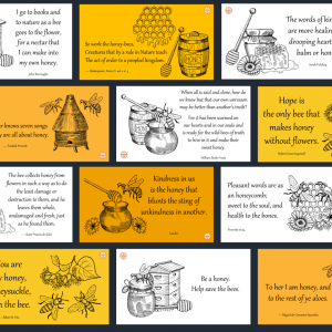DFY Honey Quotes – Twitter – 30 Pack