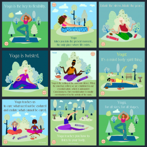 DFY Yoga Quotes – Instagram – 30 Pack