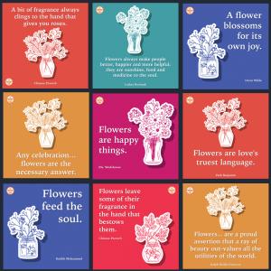 DFY Bouquet Quotes – Instagram – 30 Pack