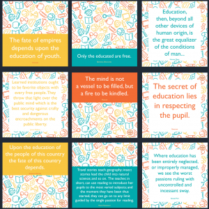 DFY Education Quotes – Instagram – 30 Pack